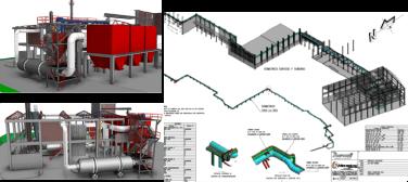 Buencafé Ingeniería Conceptual diseño de sistema de refrigeración, secado y extracción de gases. Caso de éxito Mecanicad