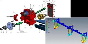Ingeniería de detalle. Modelado 3D. Animaciones y simulaciones de maquinaria. Caso de éxito Mecanicad.